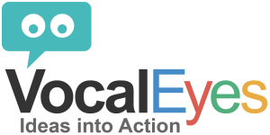 VocalEyes Digital Democracy - Good Ideas into Action