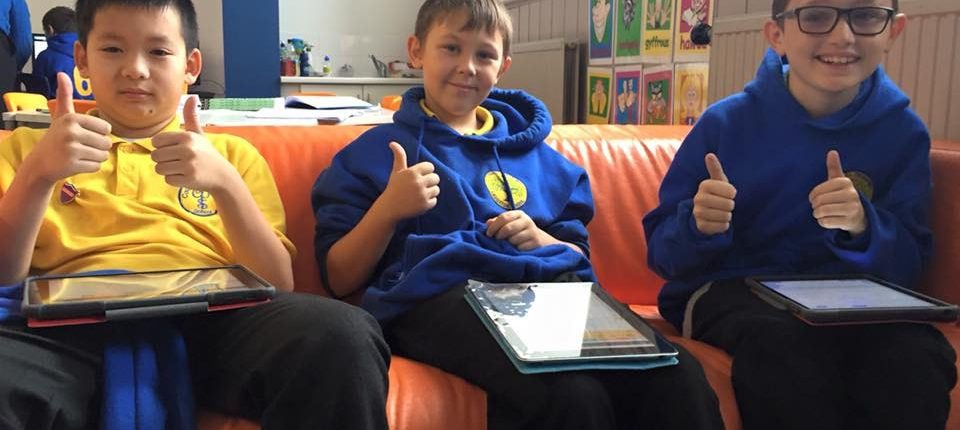 VocalEyes Pupil Voice engagement at Cadoxton School